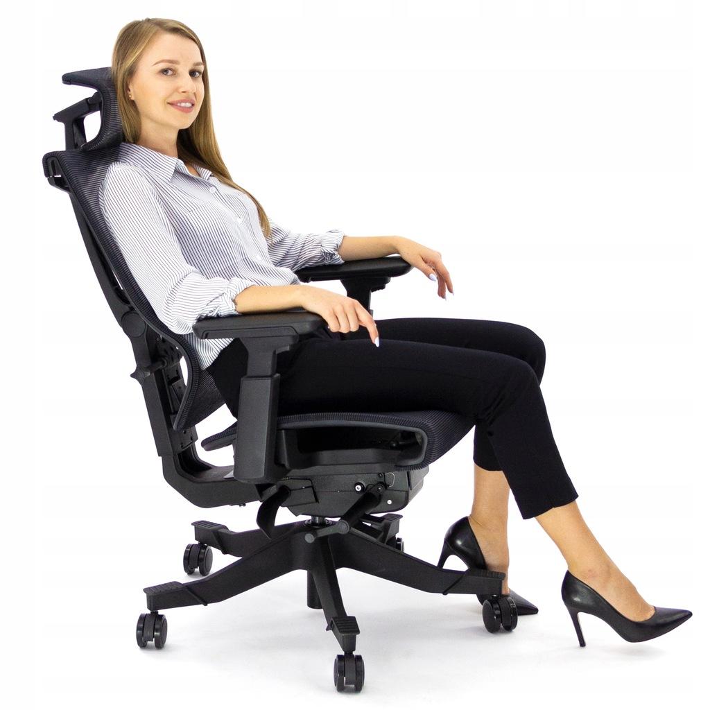 Ergonomiczny Fotel Biurowy Krzesło obrotowe G 1000