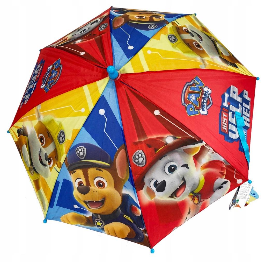 Parasol dla dzieci Parasolka Psi Patrol PAW PARTOL