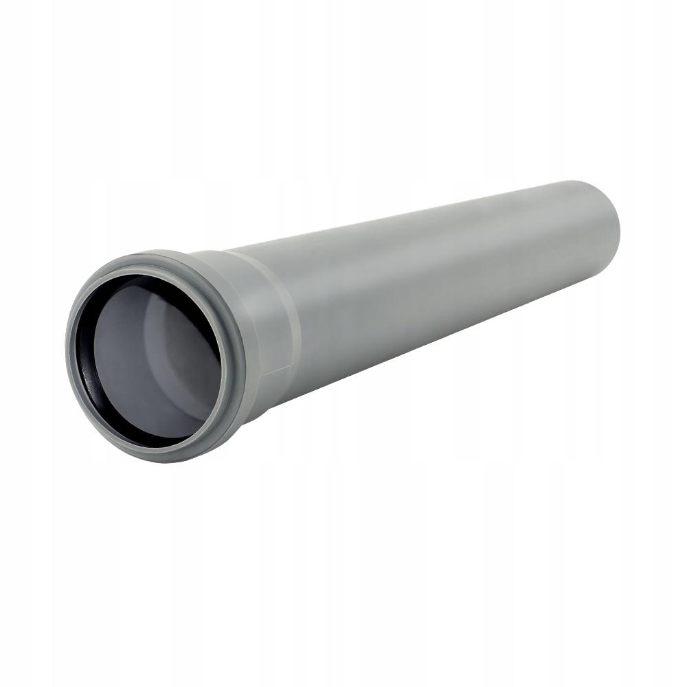 Rura kanalizacyjna 110/4000 fi 110/4m PCV PVC
