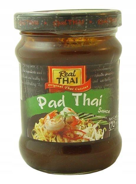 [KŚ] Sos Pad Thai, danie Pad Thai 170ml Real Thai