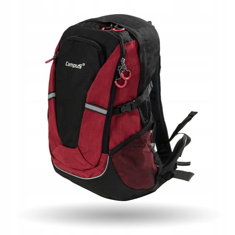 Campus HORTON 2 30l plecak trekkingowy czerwony