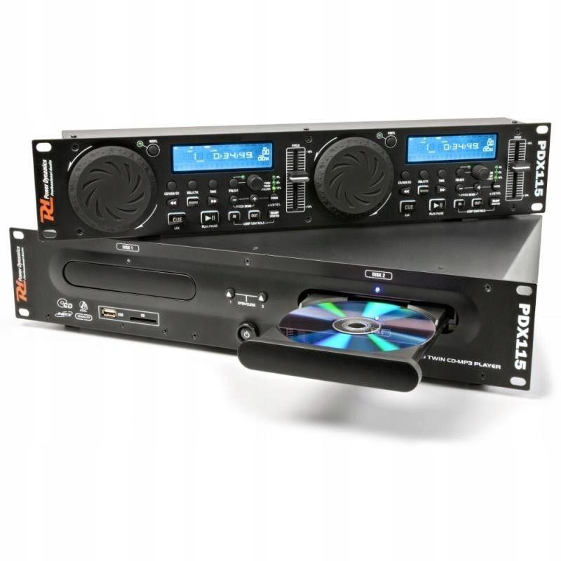 CD-Player PDX115 CD/SD/USB/MP3 (NK1)