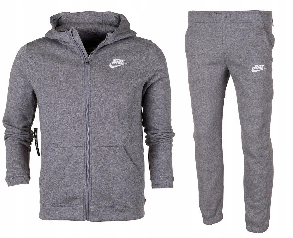Nike Dres kompletny Chłopięcy 939626 092 r 128-137
