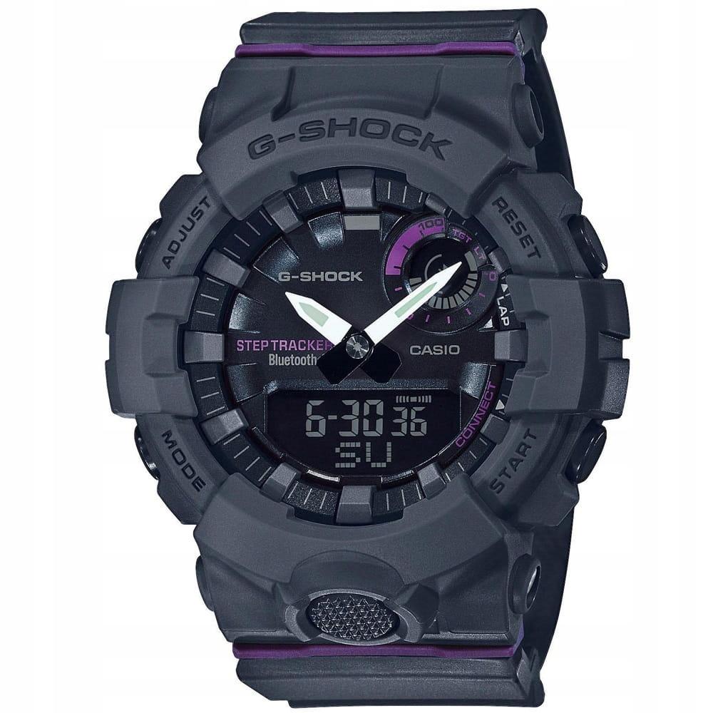 Zegarek damski Casio G-Shock GMA-B800-8A