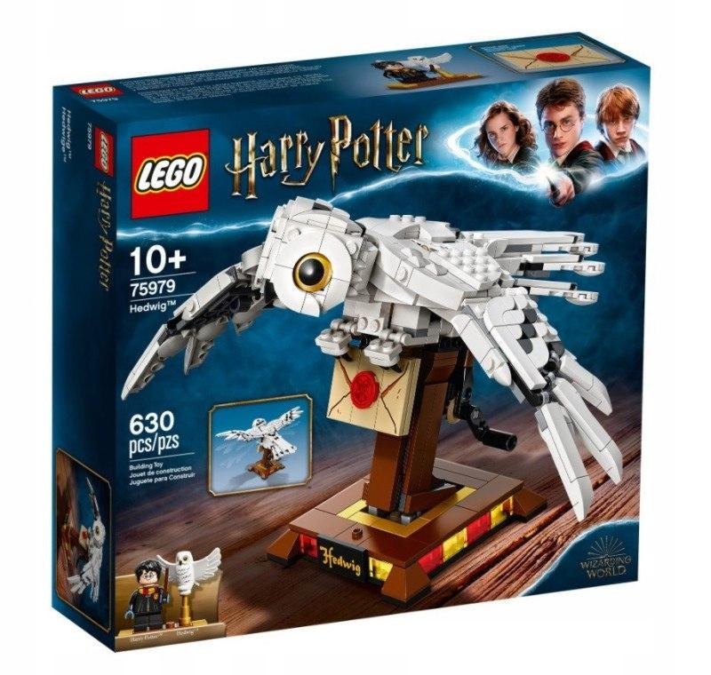 LEGO Harry Potter i Hedwiga