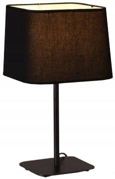 Lampa biurkowa Marbella czarna