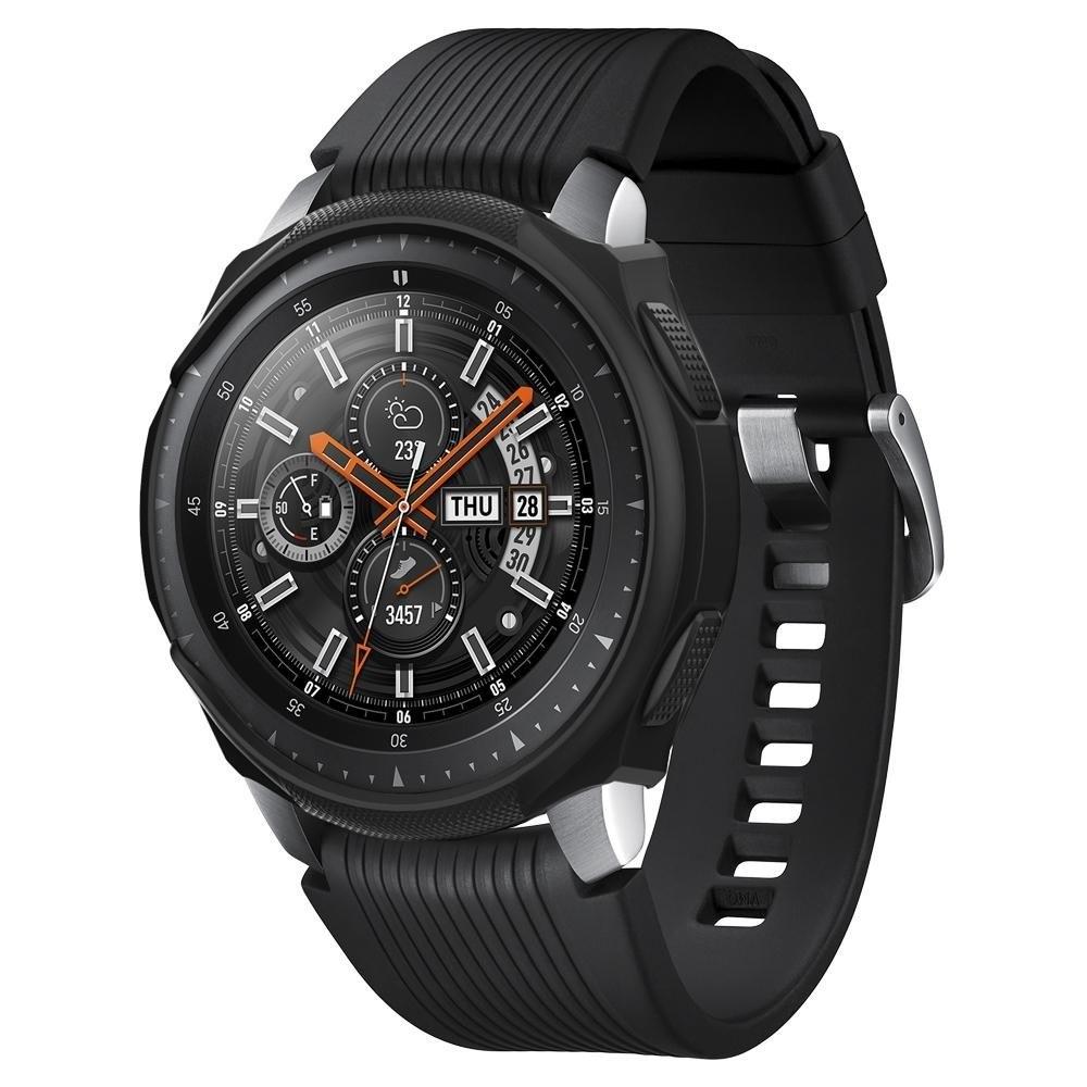 Etui Spigen do Galaxy Gear S3/Watch 46mm Black