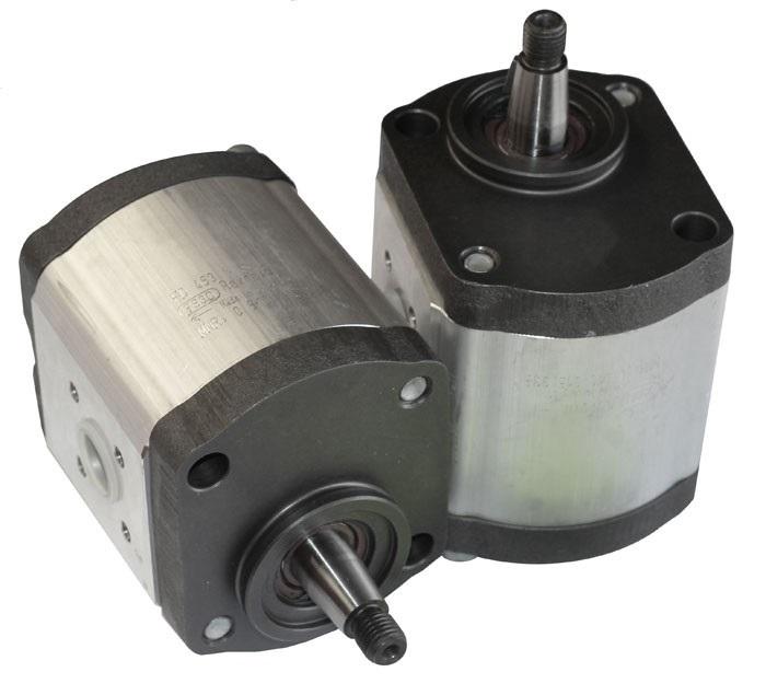 Pompa hydrauliczna Deutz FENDT 0510615338 BOSCH