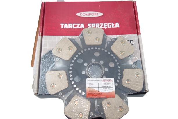 TARCZA SPRZĘGŁA MASSEY FERGUSON SERIA 3000