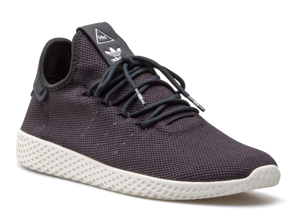 Buty adidas Pw Tennis Hu AQ1056 CblackCblackCwhite