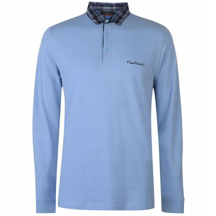 PIERRE CARDIN męska bluzka koszulka t-shirt polo L