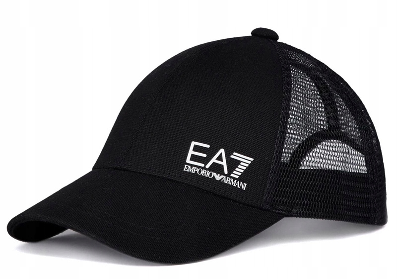 EA7 Emporio Armani czapka z daszkiem bejsbolówka