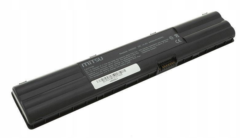 Bateria Mitsu do Asus 90-NA71B1100 90-NCG1B1000 HQ