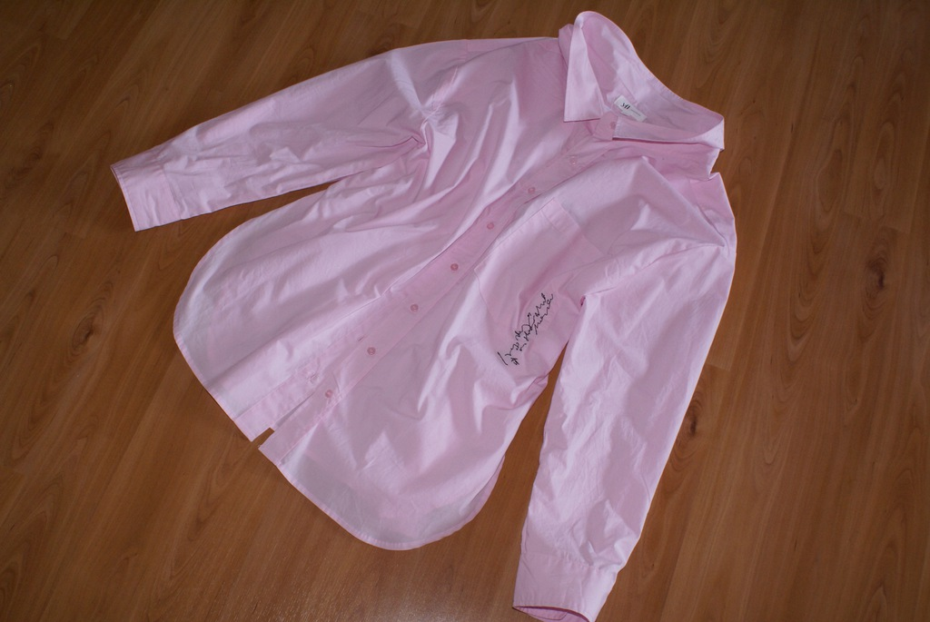 NOWA bluzka koszulowa oversize r. 36/38 RESERVED