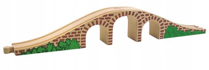 Most do kolejek rozbudowa tory drewniane WD90059