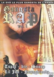 DVD V/A Gangsta Rap Vol.1