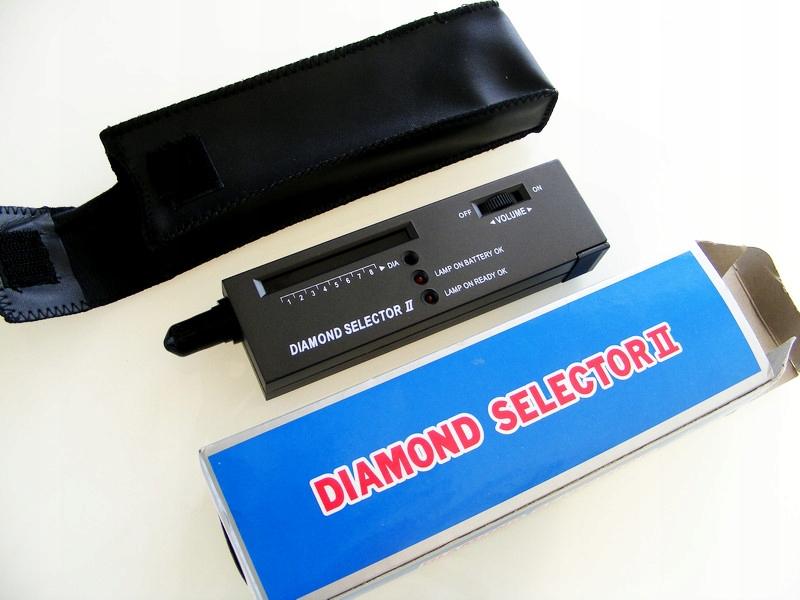 Tester diamentów (DIAMOND SELECTOR 2)