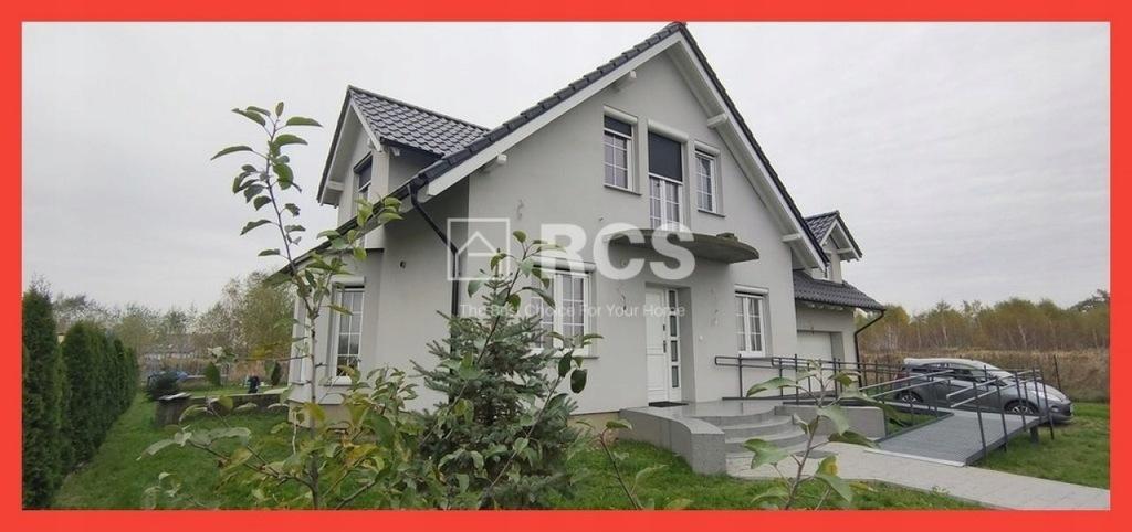 Dom, Boguszyce, Oleśnica (gm.), 206 m²