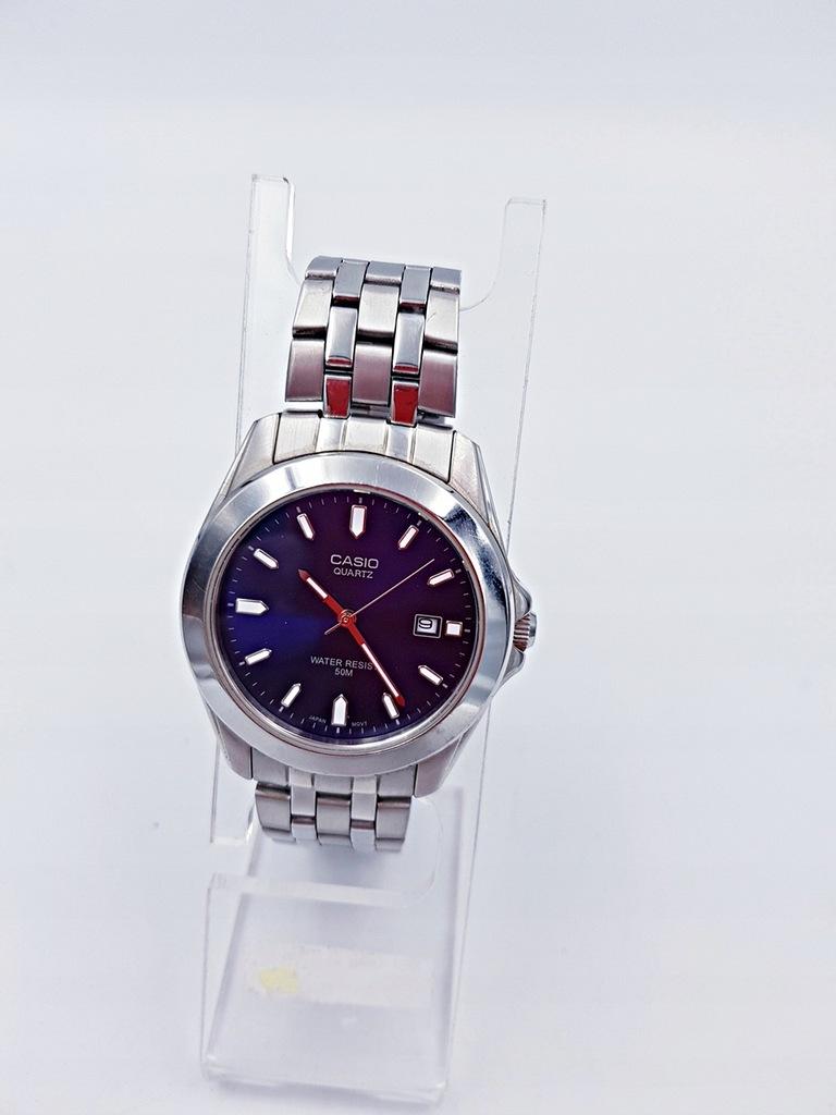 Zegarek męski CASIO MTP-1222A-2AVEF