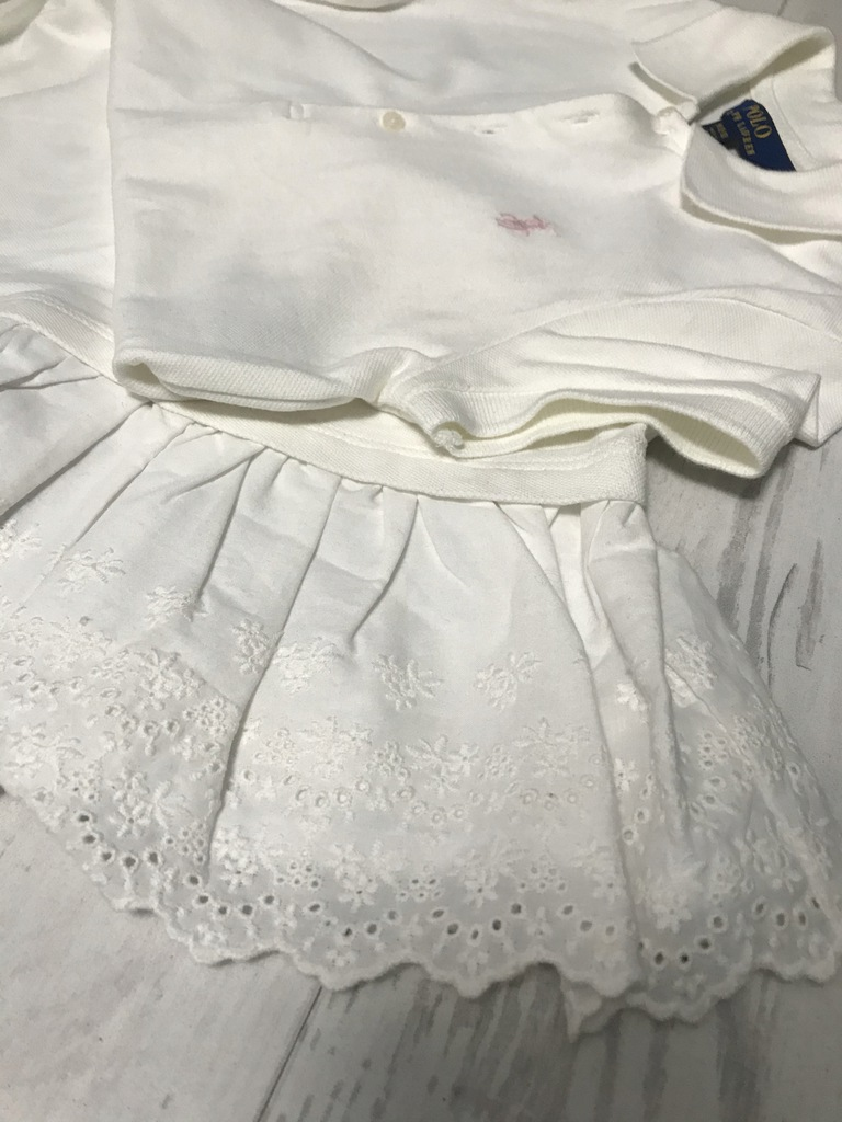 Polo Ralph Lauren Sukienka Dziecięca 8- 10 lat