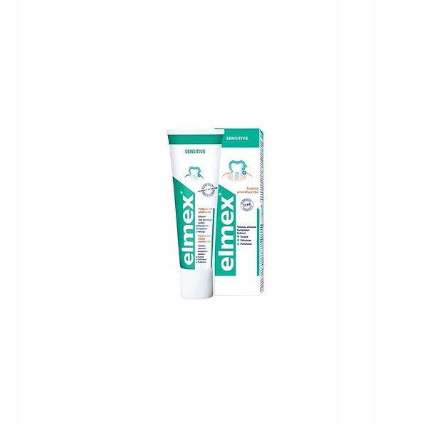 Pasta do zębów Elmex Sensitive Plus 75 ml