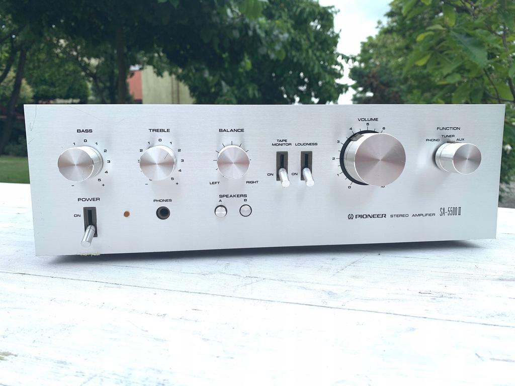 PIONEER SA5500II Vintage