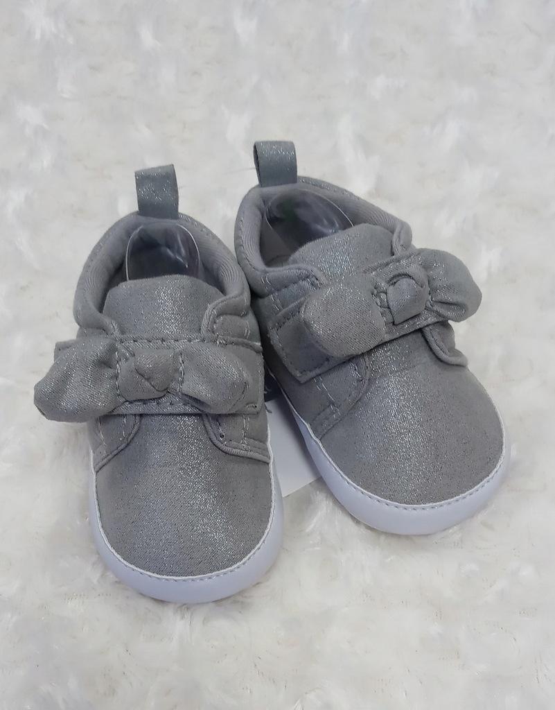 buty niechodki dziewczęce 6-12 miesięcy