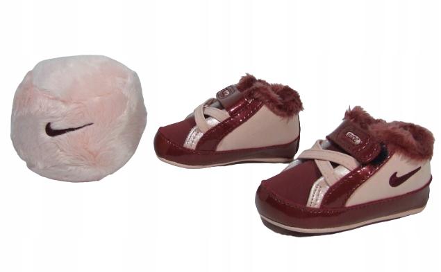 Buty dla niemowląt NIKE Roz. 17 GIFT PACK Buciki