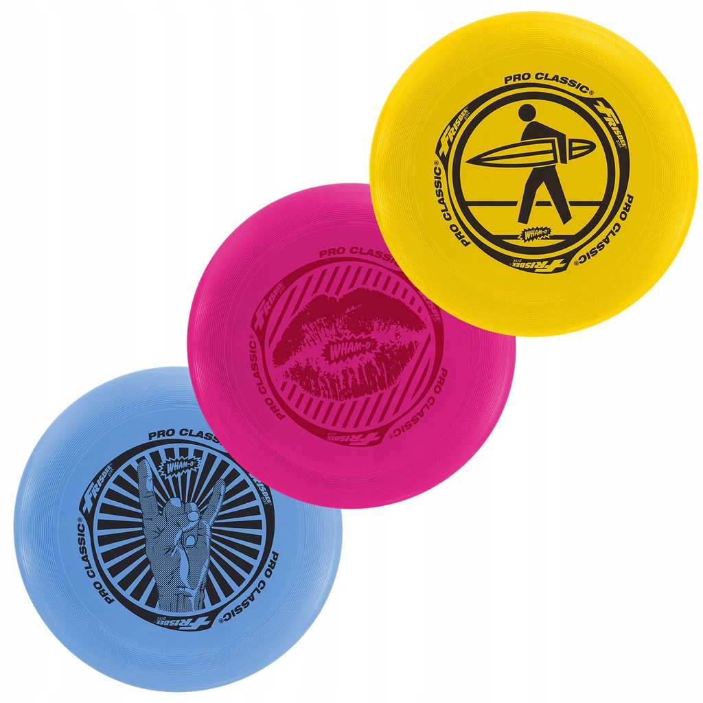 Frisbee Pro-Classic 130g (1 Losowe zestawie)