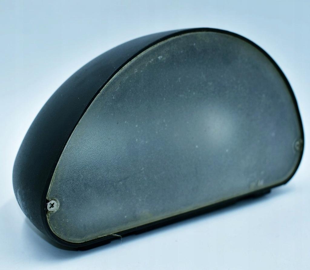 9206-8 ... p#s WISZACA LAMPA VINTAGE BLACK 15CM