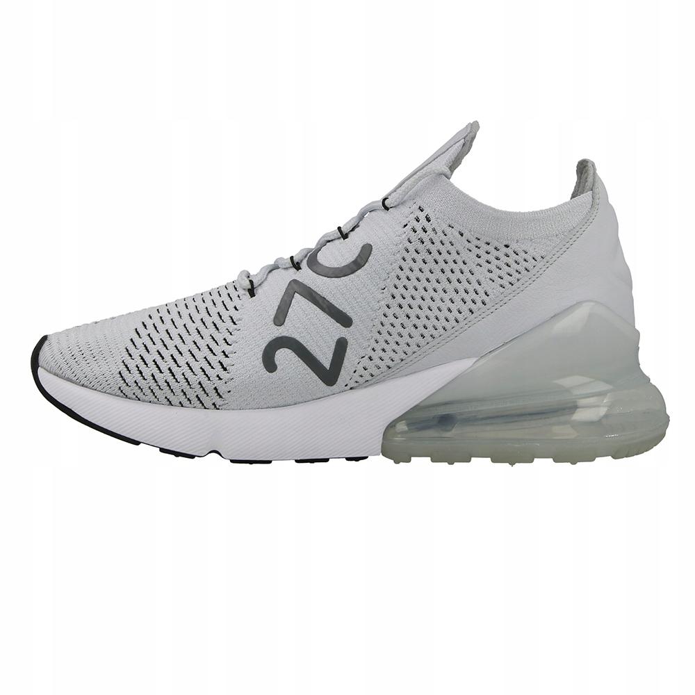Nike Air Max 270 Flyknit Ao1023 003 Szare R 44 7555456264 Oficjalne Archiwum Allegro