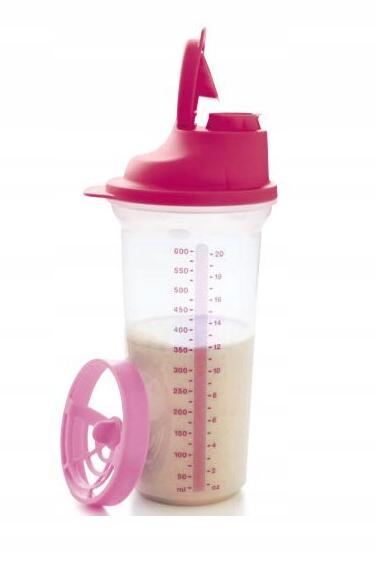 Tupperware Shaker Plus 600 ml