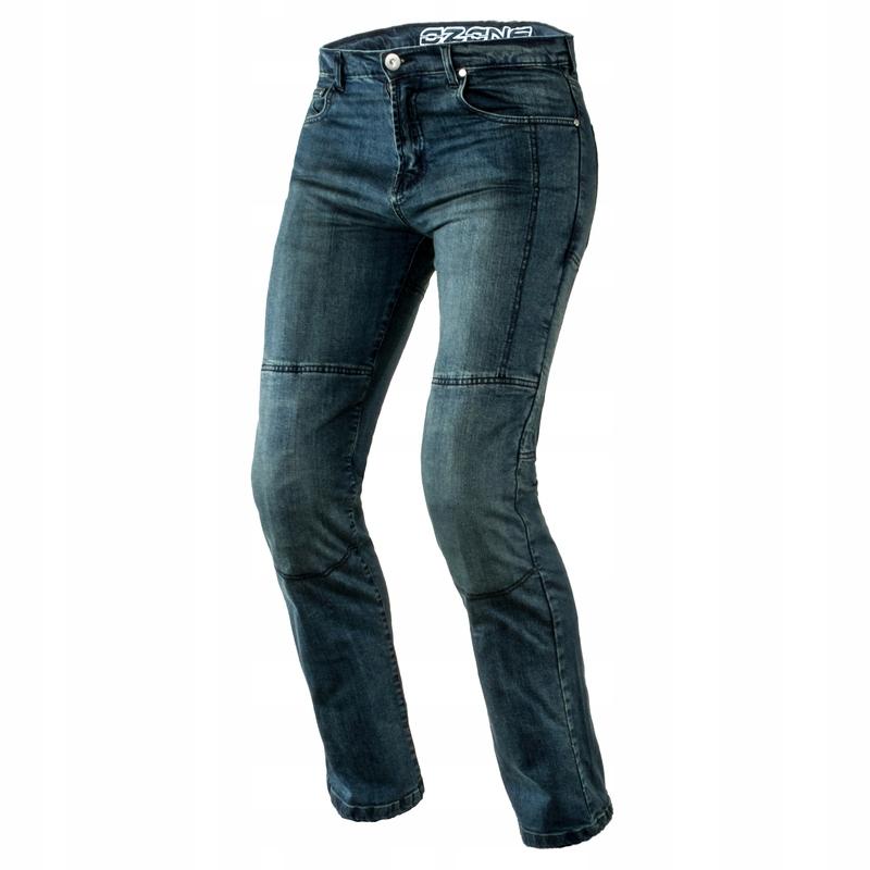 OZONE STAR 301 Spodnie Jeans motocyklowe 36 PROMO