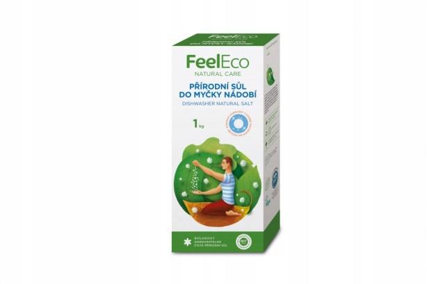 Sól do zmywarki Naturalna 1000 g Feel Eco