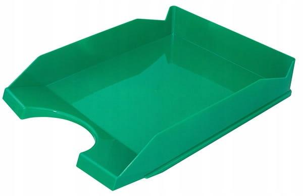 Szufladka na biurko PP A4 zielona