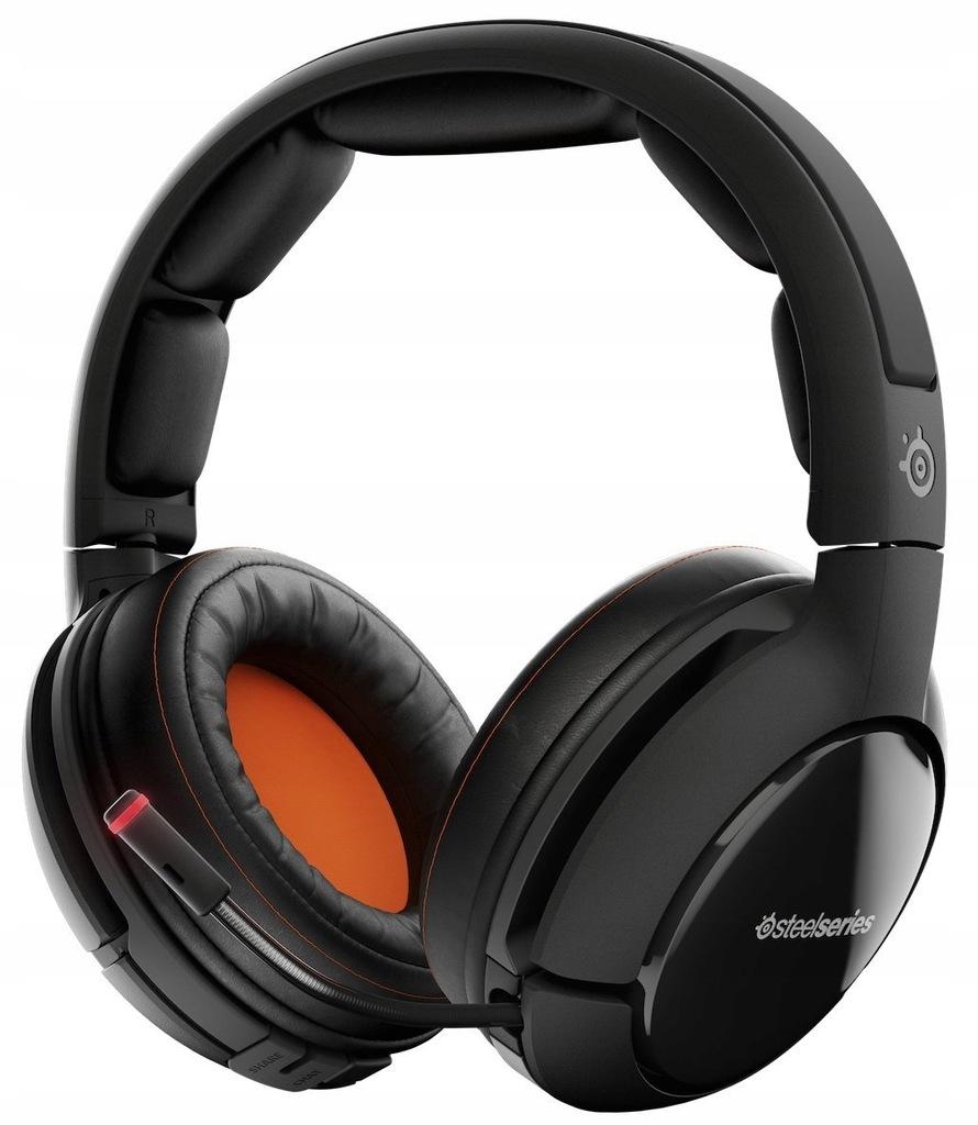 Słuchawki SteelSeries Siberia 800 Dolby 7.1