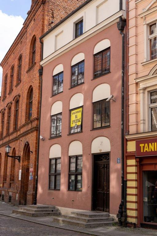 Komercyjne, Toruń, 641 m²