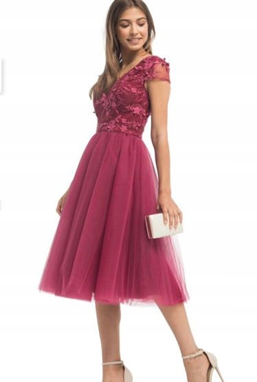 CHI CHI London Madeleine sukienka wieczorowa
