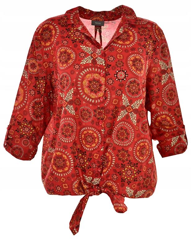 tAI5094 C&A koszula z motywem, rozmiar 48