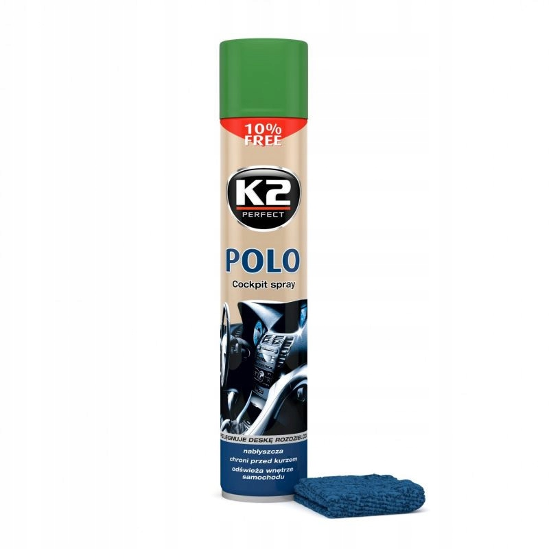 K2 POLO COCKPIT PLAK DO KOKPITU SOSNA 750 ML