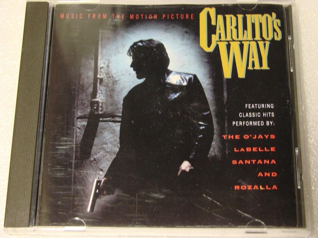 Carlito's Way - Soundtrack CD 1993