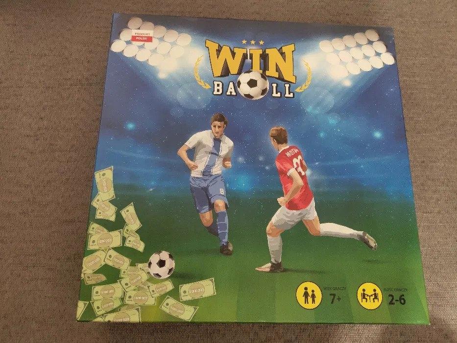 Winball - rodzinna gra planszowa o piłce nożnej
