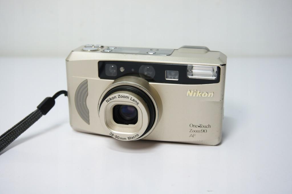 Aparat Fotograficzny Nikon One Touch ZOOM 90 AF