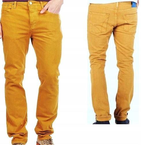 ADIDAS Slim Fit spodnie jeans męskie nowe 33_32