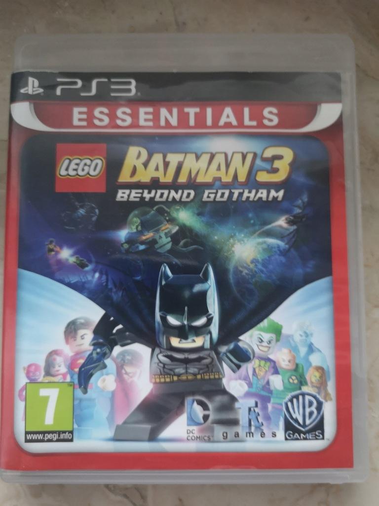 lego batman 3 ps3 PL PS3