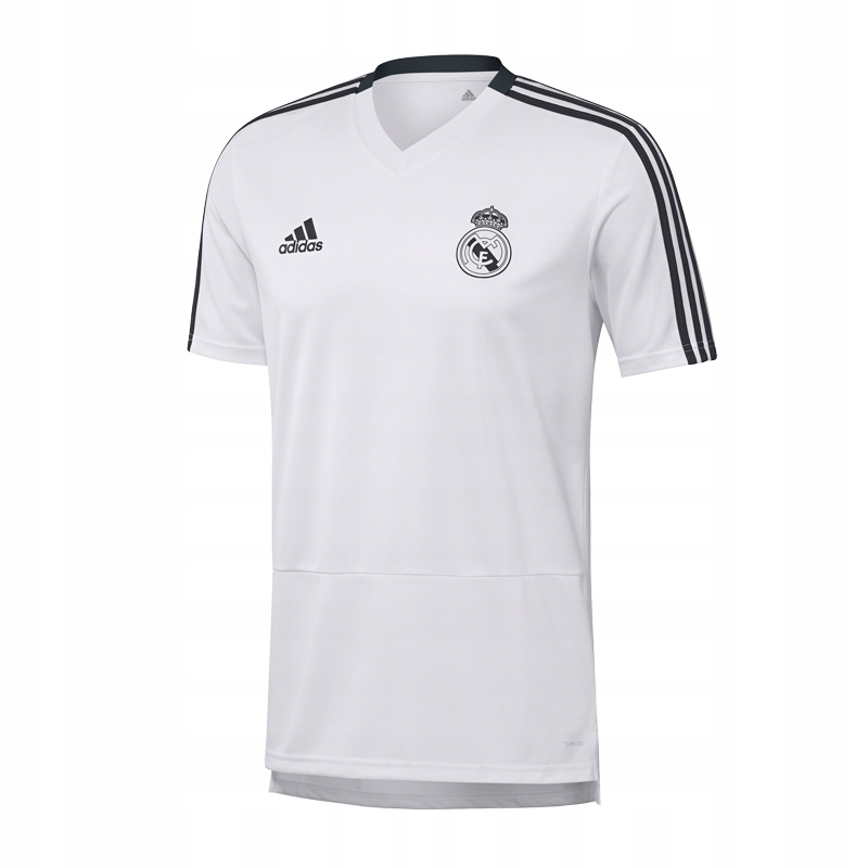 adidas Real Madryt Training T shirt 666 S 173 cm