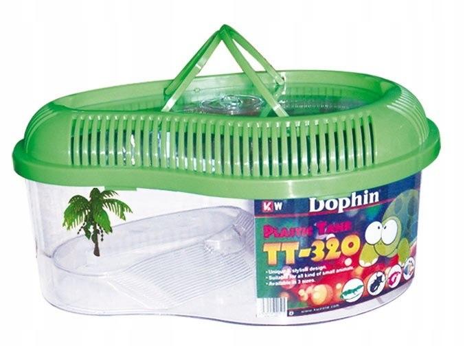 Basen dla żółwia z przykryciem 2