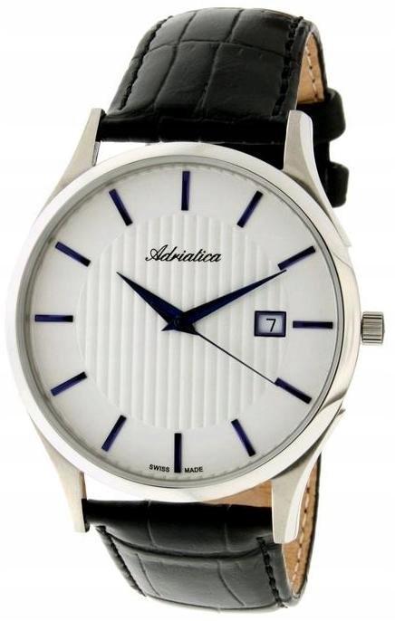 Zegarek ADRIATICA, A1246.52B3Q, Męski