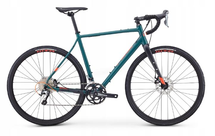 FUJI JARI 1.5 52cm rower gravel TIAGRA