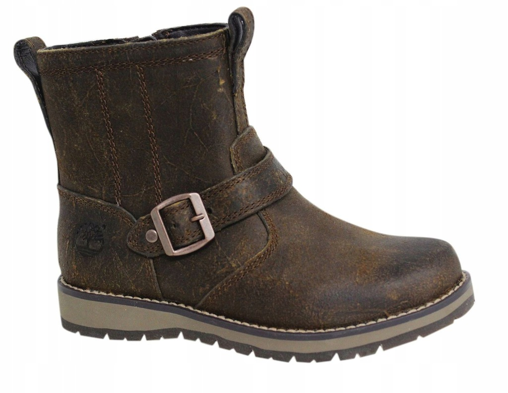 TB0164. Timberland kidder hill Side Zipper Buty